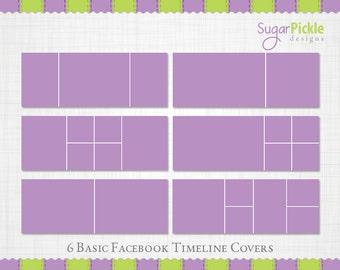 facebook timeline cover facebook timeline templates blank