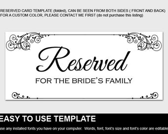 items similar to coral lace reserved sign table sign wedding sign instant download diy. Black Bedroom Furniture Sets. Home Design Ideas