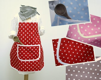 Kitchen apron for Kids