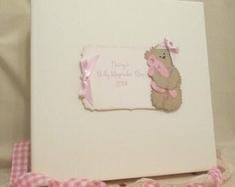 Handmade Baby Memory Box