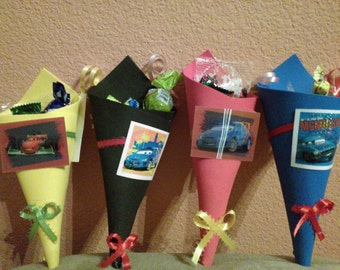 party favor cones