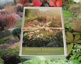 Garden Photo Notecards Boxed Set of 12