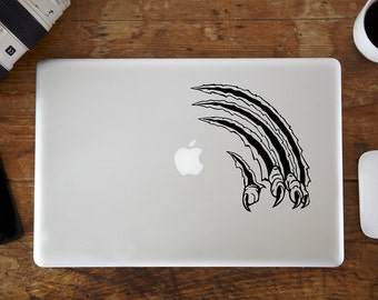 Claws MacBook Decal