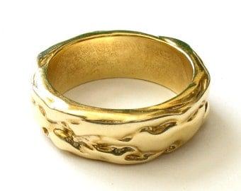 Turbulent Ring