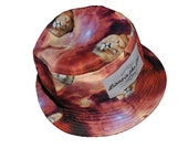 Lion Galaxy Bucket Hat by LIONSINTHEZOO - Unisex - One Size