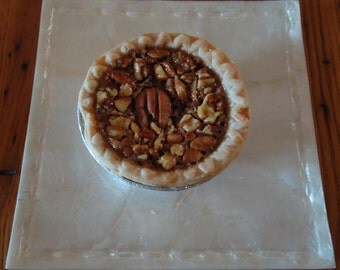 Six Delicious Pecan Pie Mini's, Mini pecan pies, Nana's pecan pies, pecan pies, edible wedding favors, edible favors