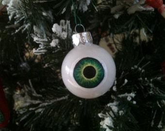 Eyeball Ornaments