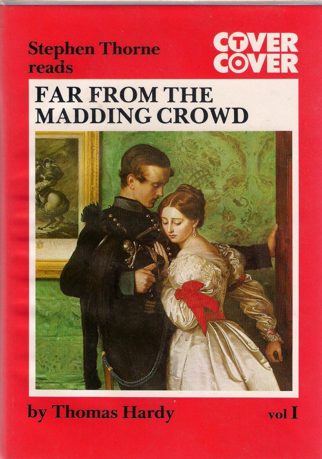 Far from the Madding Crowd by Thomas Hardy [A Review]