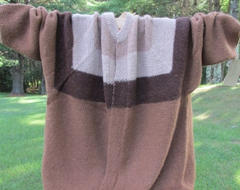 Alpaca Sweater Jacket