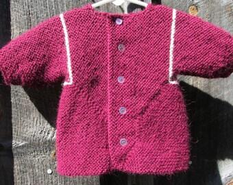 Alpaca Baby Sweater