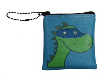 Little Packrats SUPER DINO Change Purse