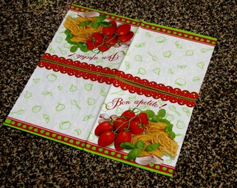 "6 Decoupage Paper Napkins Still Life 33x33 cm. 13""x13"" set of 6 pcs"
