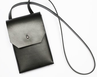 Small leather bag   Etsy