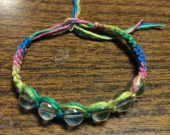 Your choice of beaded friendship bracelets