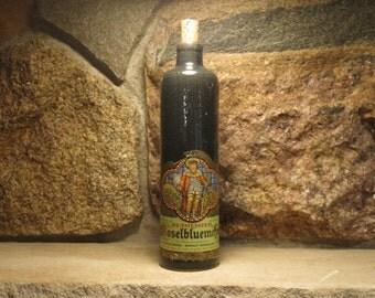 Vintage Beameister Stoneware Wine Bottle