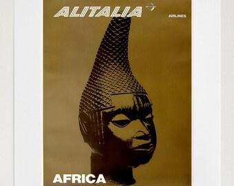 Africa Art Print African Travel Home Decor Poster (ZT632)