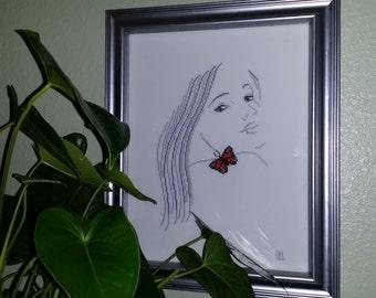 Lady Butterfly ( OA00013)