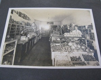 Old Grocery Store Photo