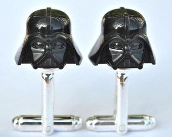 boutons de manchette en sabre laser starwars par jfoxcufflinks. Black Bedroom Furniture Sets. Home Design Ideas