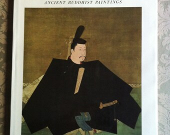 1959 Japan Ancient Buddhist Paintings