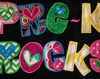 PreK Rocks Tshirt