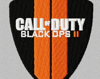 16 Call of Duty Embroidery Designs for the 4x4 and 5x7