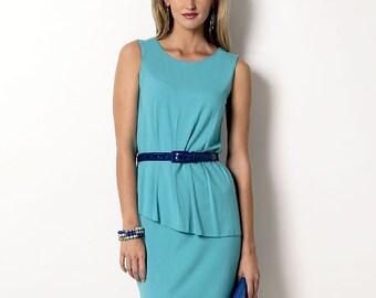 Misses' Dress Butterick Pattern B6014