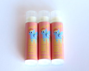 Rainbow Dash's Sherbet Lip Balm - Single Tube
