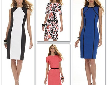 McCall's Pattern M6028 Misses' Dresses