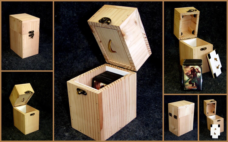 Magic The Gathering DIY Deck Box