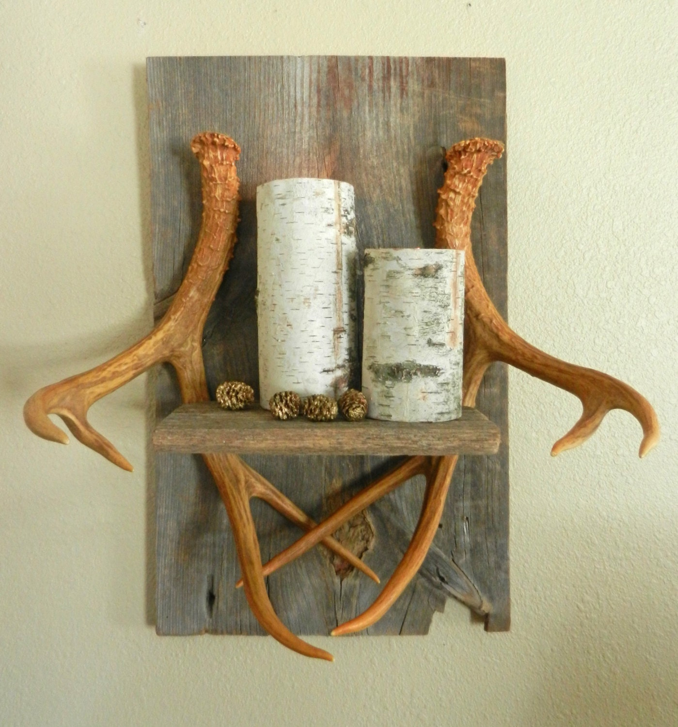 100 whitetail deer home decor deer home decor for Antler decorations for home