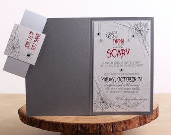 Halloween Party Invitations, Halloween Invitations - look 05