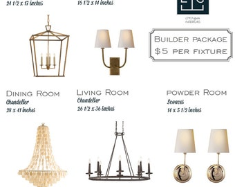 Interior Design Services | Complete Design Package, E-Design, Builder's Package