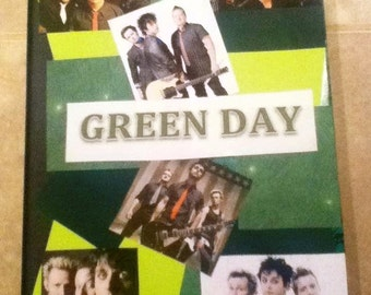 Green Day Composition Journal