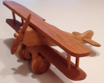 Model Wood Airplane