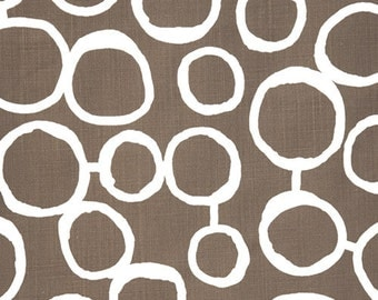 Premier Prints Fabric-FREEHAND-Designer Fabric- Italian Brown Drew-Premier Prints-Fabric By The Yard
