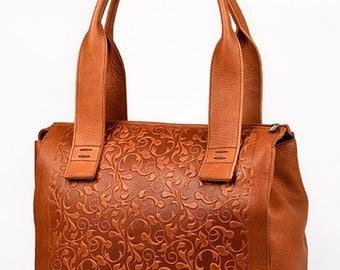 Leather Bag, Leather Handbag, Leather tote, Shoulder Bag, Everyday Bag