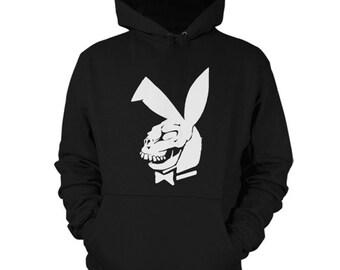 Donnie Darko Playboy Hoodie Sweatshirt Retro Shirt