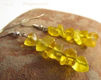 2902 - Amber Earrings