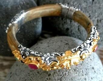 Vintage Balinese Bracelet