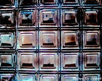 Photography, Abstract Photo, Glass Block Photography, Abstract Art, Home Decor