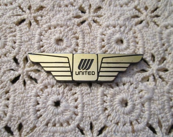 Vintage United Airlines Souvenir Wings
