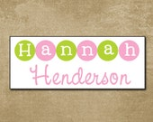 personalized Girl Stickers, Kids Waterproof Stickers, Camp Labels, Dishwasher Safe, Daycare Stickers, Owl Stickers, Vinyl Labels, Kids