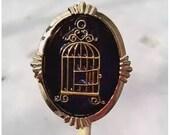 Elizabeth's Cage Pendant from Bioshock Infinite.