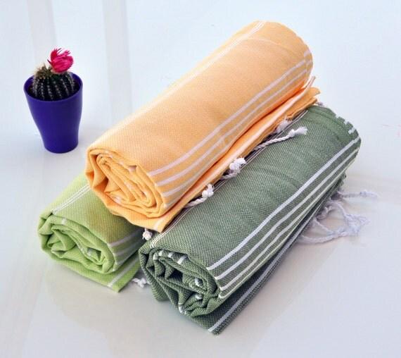 Linen Towel 3 Pcs High Waist Spring Scarf Washcloth By