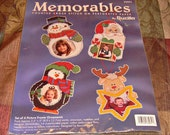 Memorables Cross Stitch Kit Christmas Frames