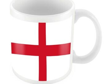 England Road To World Cup Ceramic Mug Gift Birthday Present Novelty Brasil 2014