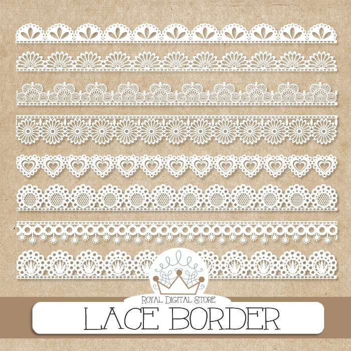 lace border drawing - photo #30
