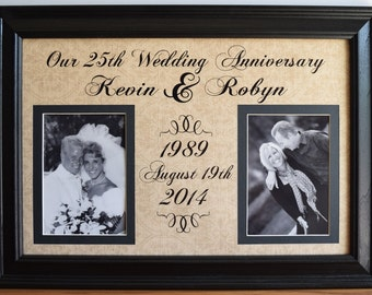 19th wedding anniversary pictures frames