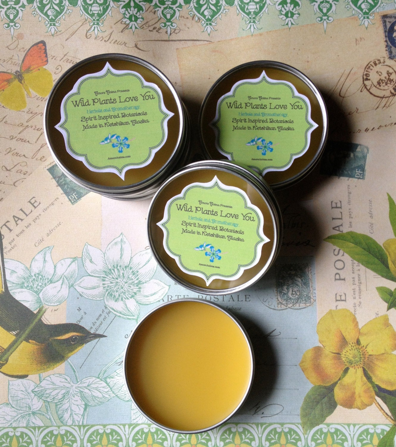 Aches N Pains Salve For old injuries, or chronic pain
